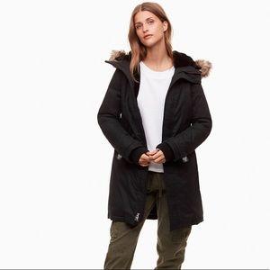 ARITZIA / TNA | aspen parker jacket winter coat